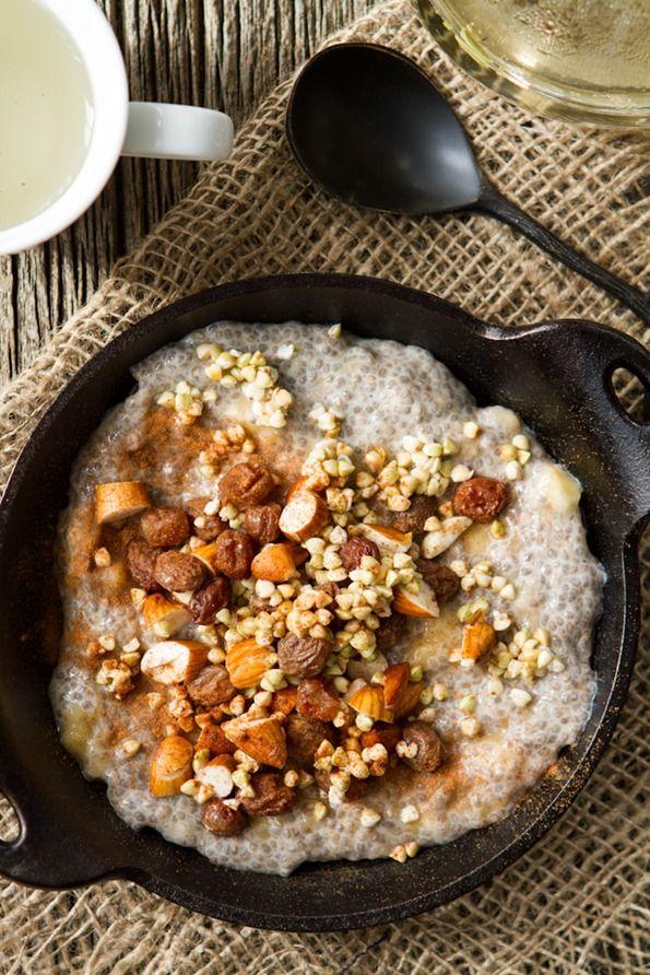 Iaurt cu seminte, varianta mea de mic dejun sanatos