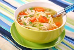 supa de pui cu shirataki