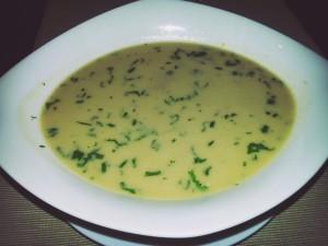 Supa laksa cu creveti