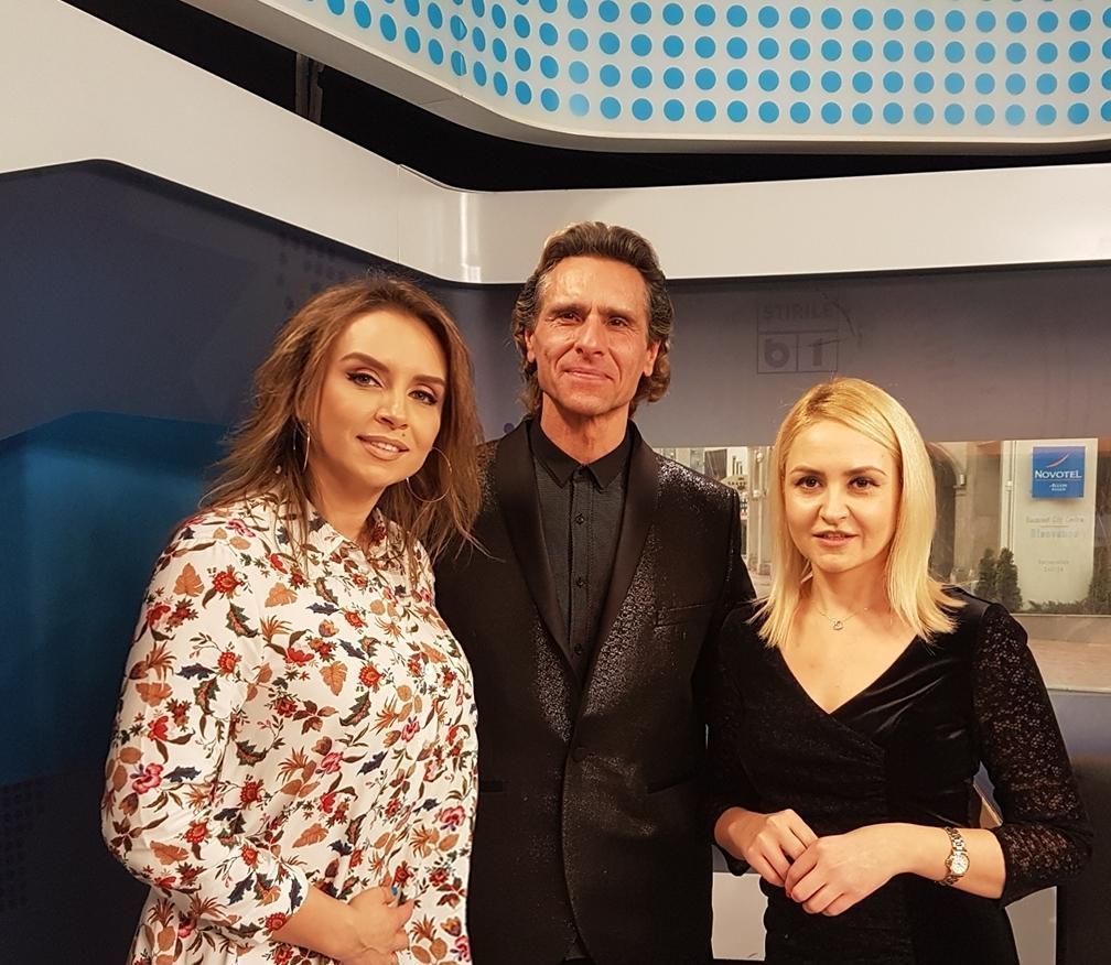 Despre tratamente făcute în casă și viată sănătoasă la TALK B1 cu Irina Petraru